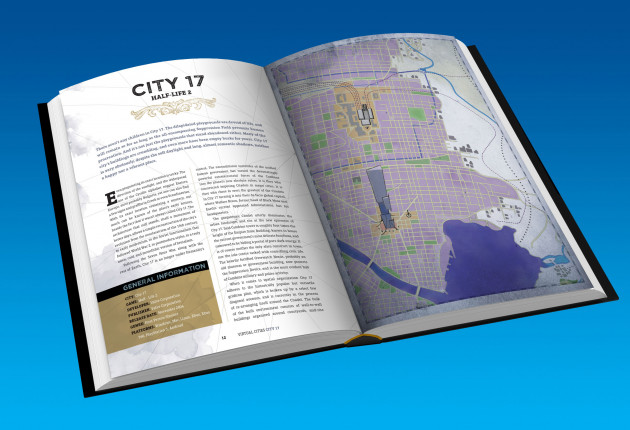 Virtual Cities: An Atlas and Exploration of Video Game Cities Hardcover