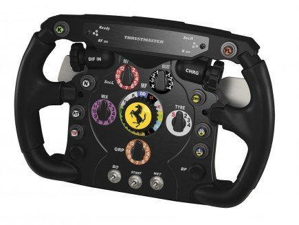 Volant Thrustmaster F1 Add-On pro T300/T500/TX Ferrari 458