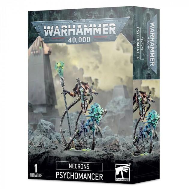W40k: Necrons - Psychomancer (1 figurka)