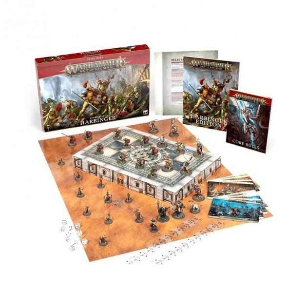Warhammer Age of Sigmar: Harbringer (Starter Set)