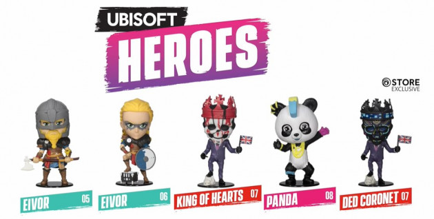 Heroes collection king of hearts