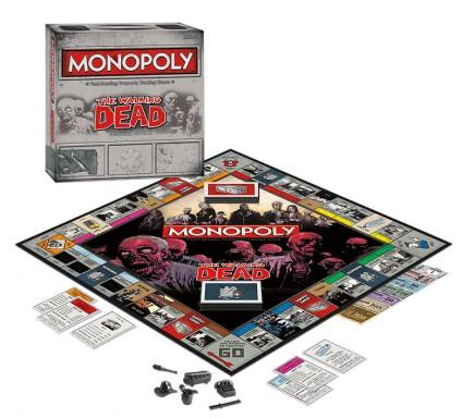 Desková hra Monopoly The Walking Dead