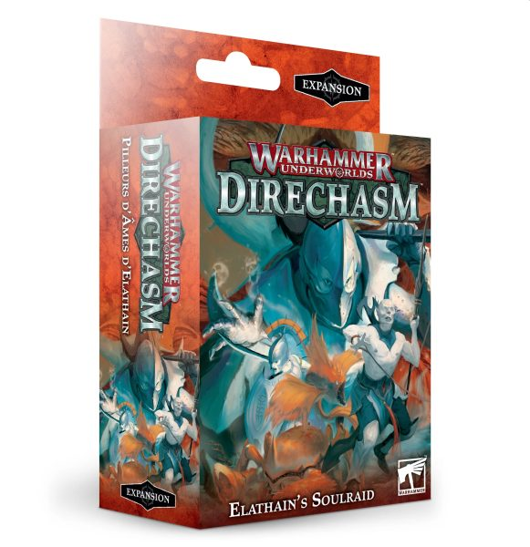 Desková hra Warhammer Underworlds: Direchasm - Elathain's Soulraid (rozšíření)