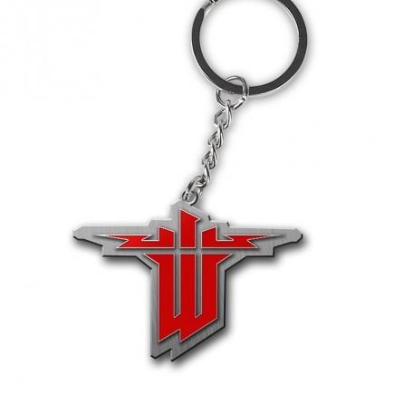 Klíčenka Wolfenstein - Logo