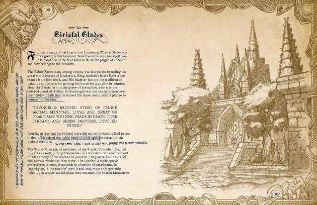 artbook world of warcraft
