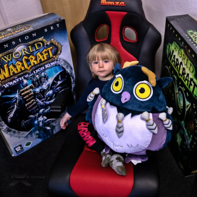 Plyšák World of Warcraft - Alliance Moonkin