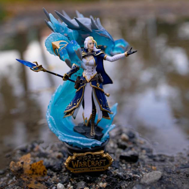 wow figurka