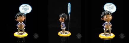 Figurka The Big Bang Theory - Rajesh Koothrappali (Q-Fig)