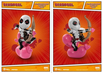 Figurka Deadpool - Deadpool Cupid X-Force Version (Mini Egg Attack)