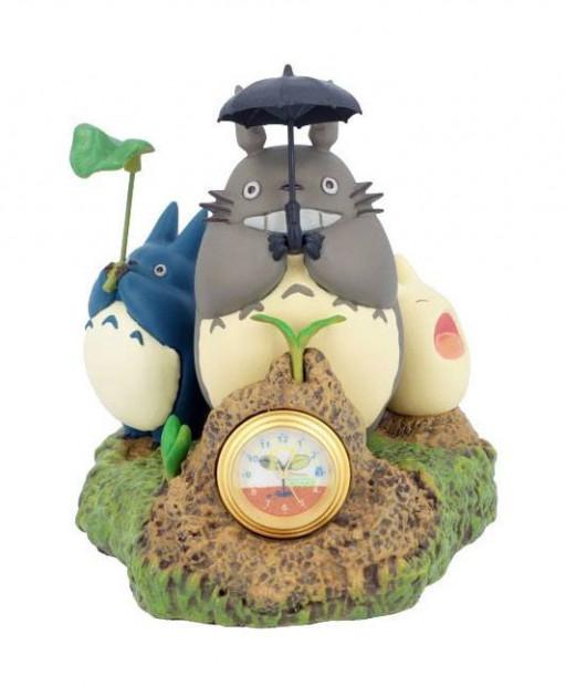 Hodiny  Můj soused Totoro - Dondoko Dance