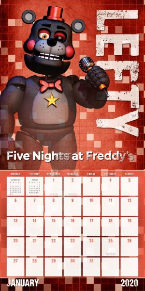 five nights at freddys 2020