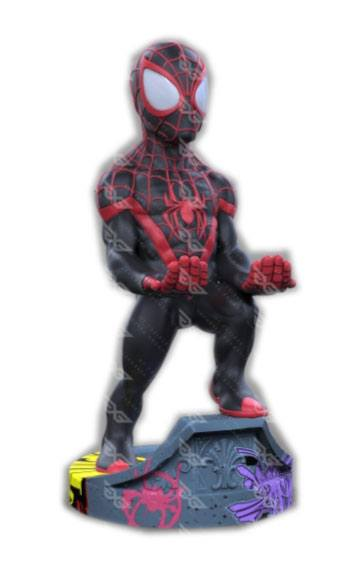 Figurka Cable Guy - Spiderman Miles Morales