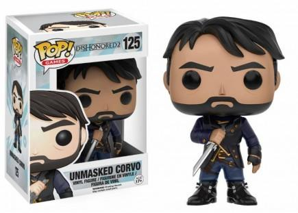 Figurka Dishonored - Corvo Unmasked (Funko POP! Games 125)