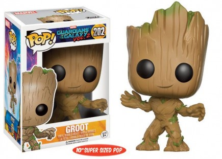 Figurka Guardians of the Galaxy - Young Groot (Funko POP! Super Sized)