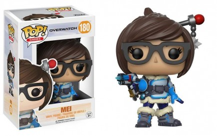 Figurka Overwatch - Mei (Funko POP! Games 180)
