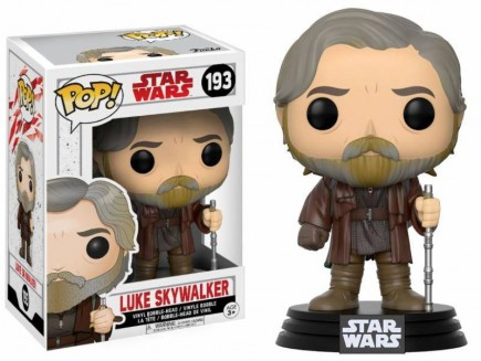 Figurka Star Wars - Luke Skywalker (Funko POP! Star Wars 193)