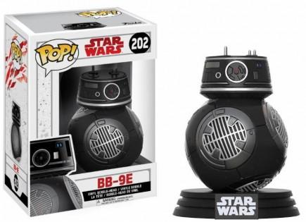 Figurka Star Wars - BB-9E (Funko POP! Star Wars 202)