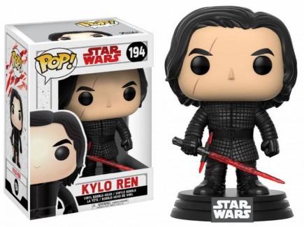 Figurka Star Wars - Kylo Ren TLJ (Funko POP! Star Wars 194)