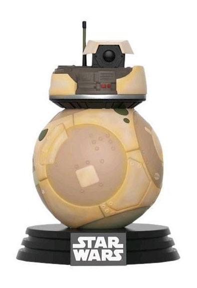 Figurka Star Wars - Resistance BB Unit (Funko POP! Star Wars 210)