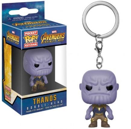 Klíčenka Avengers: Infinity War - Thanos ()