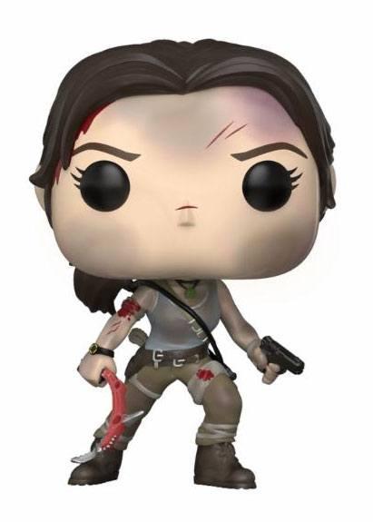 Figurka Tomb Raider - Lara Croft (Funko POP! Games 333)