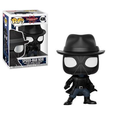 Figurka Marvel - Spider-Man Animated Noir (Funko POP!)