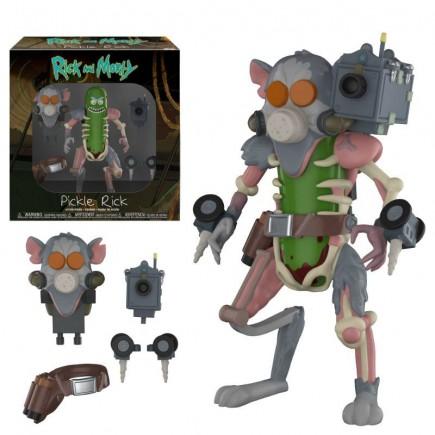 Figurka akční Rick and Morty - Pickle Rick (Funko)