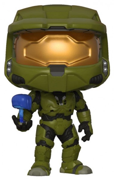 Figurka Halo - Master Chief with Cortana (Funko POP! Halo 07)