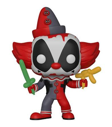 Figurka Deadpool - Deadpool Clown (Funko POP! Marvel 322)