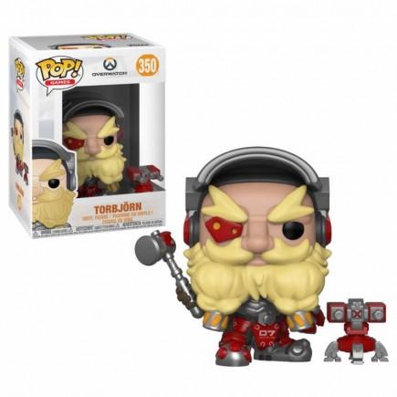 Figurka Overwatch - Torbjörn (Funko POP!)
