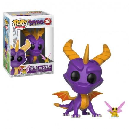 Figurka Spyro - Spyro and Sparx (Funko POP! Games 361)