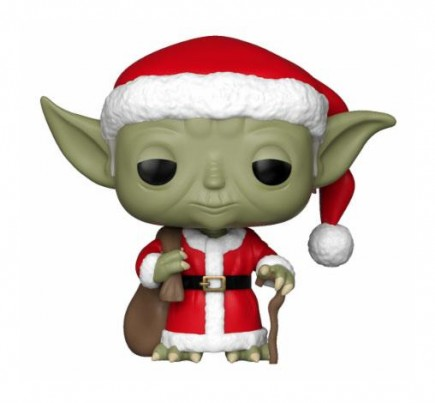 Figurka Star Wars - Santa Yoda (Funko POP! Star Wars 277)
