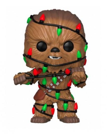 Figurka Star Wars - Holiday Chewbacca with Lights (Funko POP! Star Wars 278)