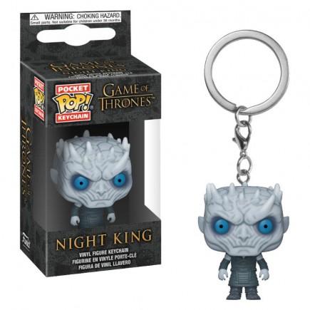 Klíčenka Game of Thrones - Night King (Funko)