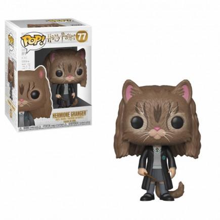 Figurka Harry Potter - Hermione as Cat (Funko POP! Harry Potter 77)