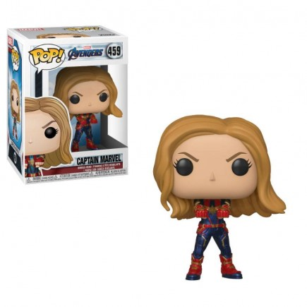 Figurka Avengers: Endgame - Captain Marvel (Funko POP! Marvel 459)