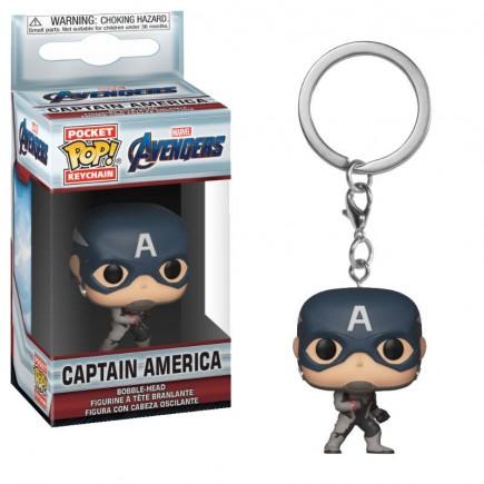 Klíčenka Avengers - Captain America (Funko)