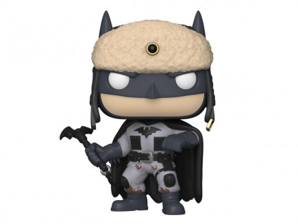 Figurka Batman - Red Son Batman (Funko POP! Heroes 312)