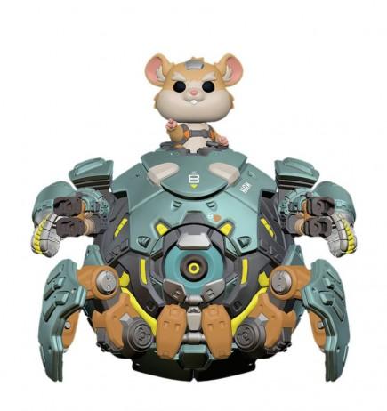 Figurka Overwatch - Wrecking Ball 15 cm (Funko POP! Games 488)