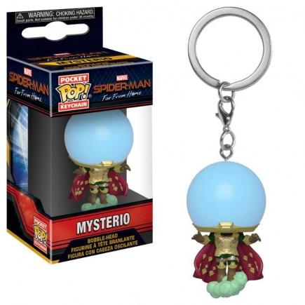 Klíčenka Marvel - Mysterio (Funko)