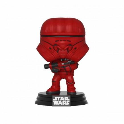 Figurka Star Wars IX: Rise of the Skywalker - Sith Jet Trooper (Funko POP!)