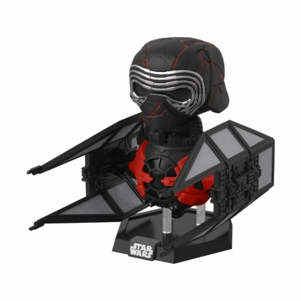 Figurka Star Wars IX: Rise of the Skywalker - Kylo Ren in Tie Whisper (Funko POP! Deluxe)