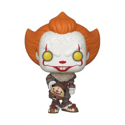 Figurka IT 2 - Pennywise with Beaver Hat (Funko POP!)