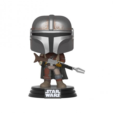 Figurka Star Wars: The Mandalorian - The Mandalorian (Funko POP! Star Wars 326)