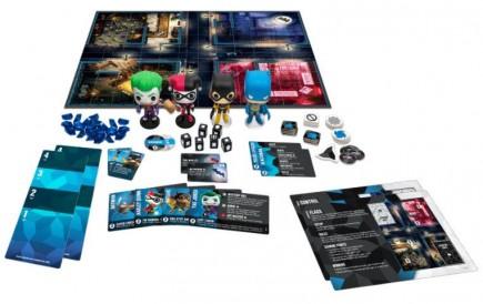 Desková hra POP! Funkoverse - DC Comic Base Set