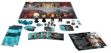 Desková hra POP! Funkoverse - Harry Potter Base Set