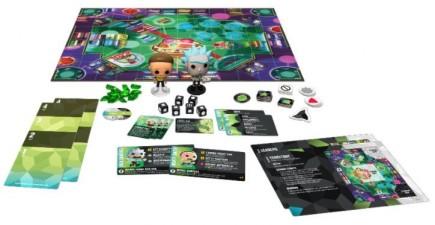 Desková hra POP! Funkoverse - Rick and Morty Expandalone (Rozšíření)