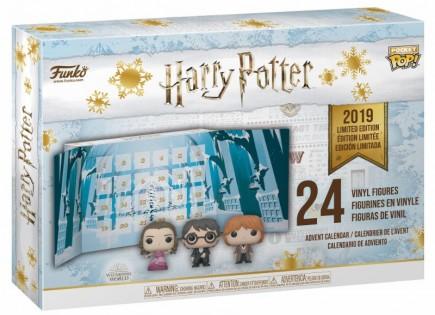 Adventní kalendář Harry Potter - Wizarding World 2019 (Funko Pocket POP!)