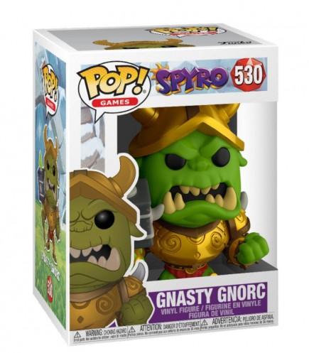 Figurka Spyro - Gnasty Gnork (Funko POP!)