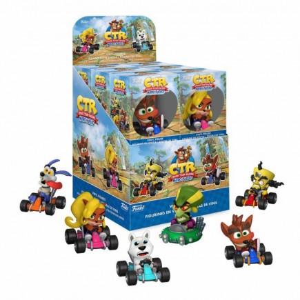 Figurka Crash Bandicoot - Neo Cortex (Funko Minis)